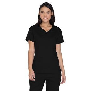 Cherokee Workwear Premium Core Stretch V-Neck Top