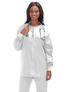 Custom White Swan Fundamentals Warm-Up Jacket