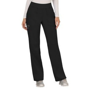 Cherokee Workwear Revolution Mid Rise Pull-on Cargo Pant