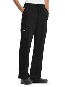 Custom Cherokee Workwear Premium Core Stretch Drawstring Cargo Pant