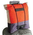 Custom Piggyback Luggage Strap