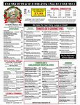 Custom Thrifty Fast 80 Lb. Paper Flyer - Full Color/ 1 sided (8 1/2