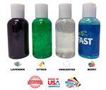 Custom Cool Break Hand Soap, 2 Oz Boston Round