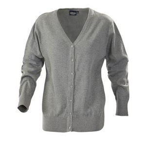 Ladies' James Harvest Fontana Cardigan Sweater