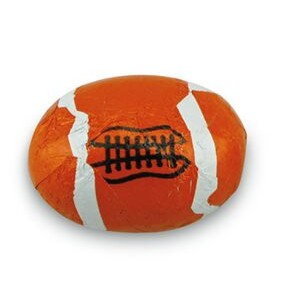 Chocolate Novelty Footballs in Bulk