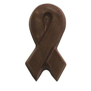 0.16 Oz. Small Chocolate Breast Cancer Ribbon