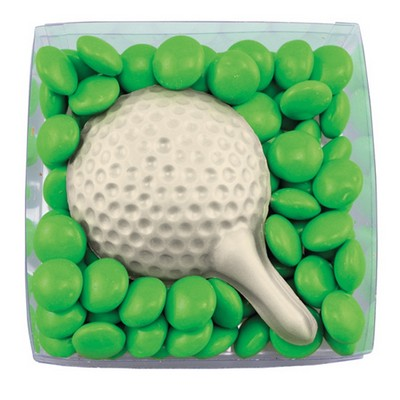 Hole in One Theme Kit w/ Chocolate Golf Ball & Colorific Bites