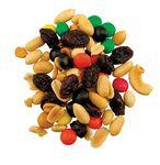 Custom 2 Oz. Marathon Mix (Nuts/ Raisins/Coated Milk Chocolate)