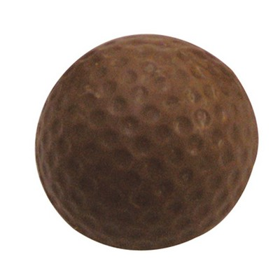 1.6 Oz. Actual Size Chocolate Golf Ball