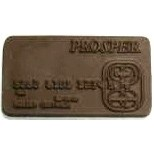 1.44 Oz. Prosper Credit Card Chocolate Business Card