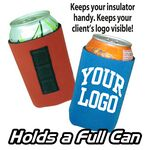 Custom Magnetic Can Cooler
