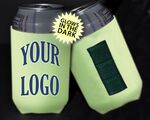Custom Glow-in-the-Dark Magnetic Can Cooler