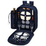 Custom Picnic Backpack for Two