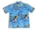 Custom Hawaiian Tropical Print Shirt