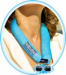 Custom NEW & IMPROVED - TURQUOISE CooLooP Water Scarf Tax & Broker Fee FREE. ANY DESIGN OR FABRIC COLOR