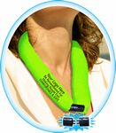 Custom NEW & IMPROVED - HIGH-VIS SAFETY GREEN CooLooP Water Scarf Tax & Broker Fee FREE. ANY DESIGN