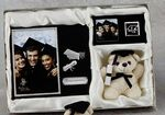 Custom Graduation Photo Album & Plush Bear Gift Set