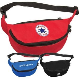2 Pocket Fanny Pack