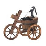 Custom Tricycle Water Fountain