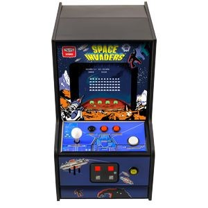 Space Invaders Retro Micro Arcade Game