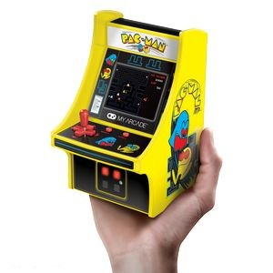Pac-Man Retro Micro Arcade Game
