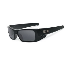 Oakley Polarized Gas Can- Mte Blk/Blk Ir