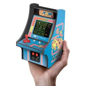 Ms. Pac-Man Retro Micro Arcade Game