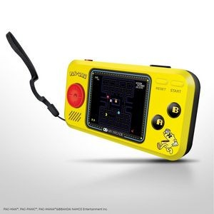 Pac-Man Portable Pocket Player