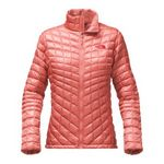 Custom Women's The North Face Thermoball Fz Jacket