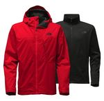 Custom Men's The North Face Arrowood Triclimate Jacket