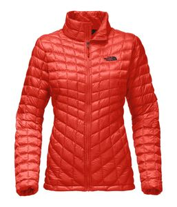 Custom Women's The North Face THERMOBALL FULL ZIP