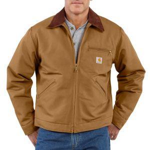 Custom Men's Carhartt Duck Detroit Jacket