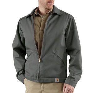 Custom Men's Carhartt Twill Work Jacket