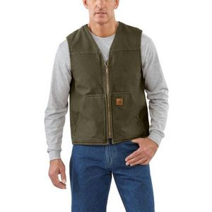 Custom Men's Carhartt Rugged Vest