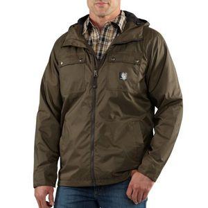 Custom Men's Carhartt Rockford Jacket