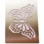Custom Butterfly Stencil