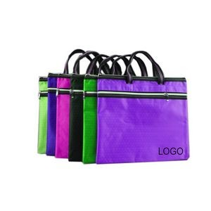 Double Zipper Bag
