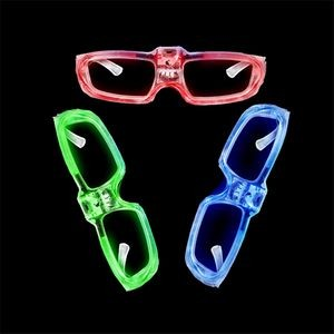 Sound Activated LED Glasses