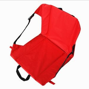 Outdoor Portable Camping Cushion Chair