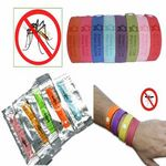 Custom Eco-Mosquito Repellent Repeller Band