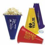Custom Megaphone & Popcorn Holder