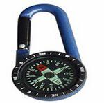 Custom Compass Carabiner