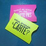 Custom RFID Anti - information Leakage Aluminum Foil Card Holder