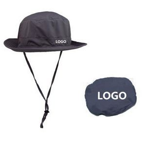 Folding Outdoor Fisherman Bucket Hat