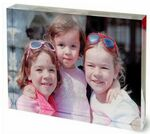 Custom Acrylic Photo Block Embedment (4