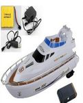 Custom iPhone Control R/ C Yacht