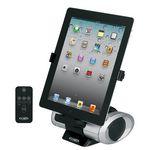 Custom Jensen Rotating iPad/iPod/iPhone Docking Speaker w/ Remote