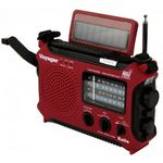 Custom Kaito KA500 5 way Emergency AM/FM/SW NOAA Weather Alert Radio