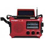 Custom Kaito KA500L 4-Way Powered Emergency AM/FM/SW Weather Alert Radio