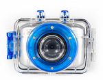 Custom Xtreme HD Sports Camera Kit w/Accessories (Waterproof to 10')